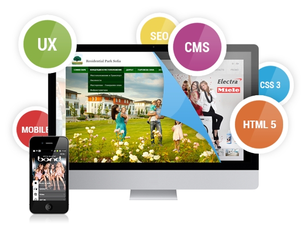Site web professionnel Algérie